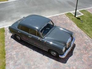 1959 Mercedes Benz