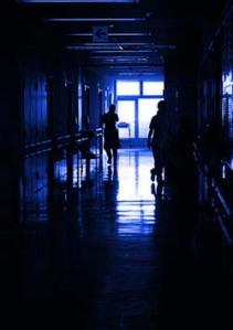 corridor window