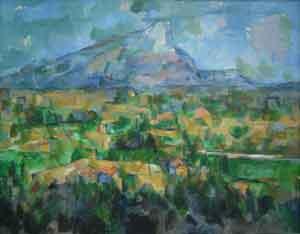 Cezanne's Home Town