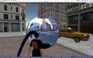 John Craig Freman\'s avatar in SL